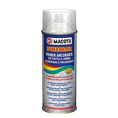 Spray Primer fixative for plastic and rubber