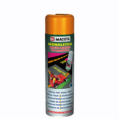 Spray Paint for Road Signs, 500 ml