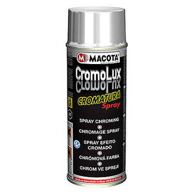 Spray paint for Chromium plating, 400 ml