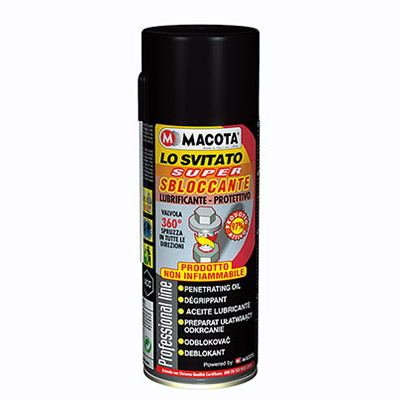 Lo Svitato: universal degreaser 400 ml