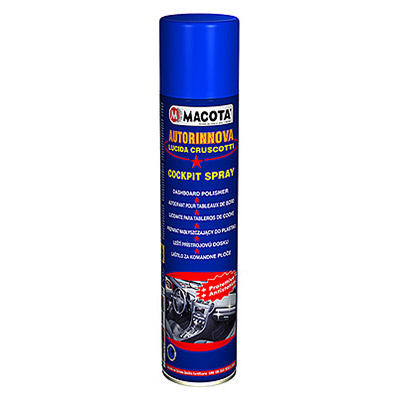 Autorinnova - Polisher for dashboards of Cars 400 ml