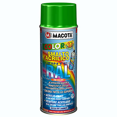 Acrilica Spray Lucida in colori RAL