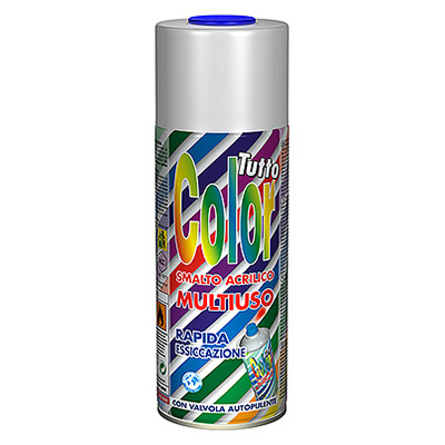Vernici RAL Spray: Tutto Color Smalto Acrilico Spray   Ral 8017  marrone cioccolato