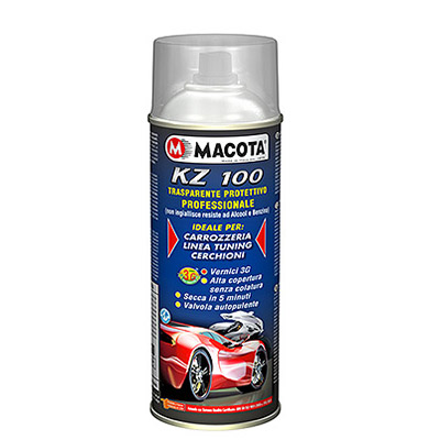 Vernis monocomposant de Protection Matt Spray pour carrosserie