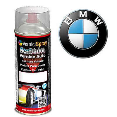 Spray Paint for car touch up BMW 5ER GT 300 ALPINWEISS III