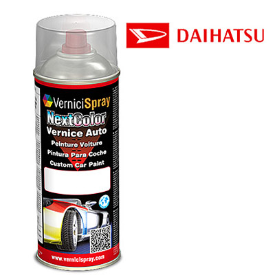 Spray Paint for car touch up DAIHATSU GRAN MOVE 202 BLACK