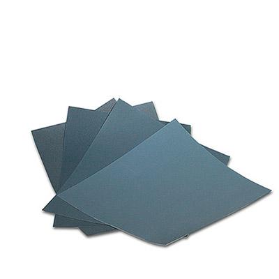 Kit Papier de Verre Extra Fin à l'eau - 4 feuilles assorties dans différents grains fins