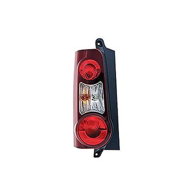 Black Left Rear Light 2 Doors PEUGEOT PARTNER Peugeot Partner 2013 - 2015