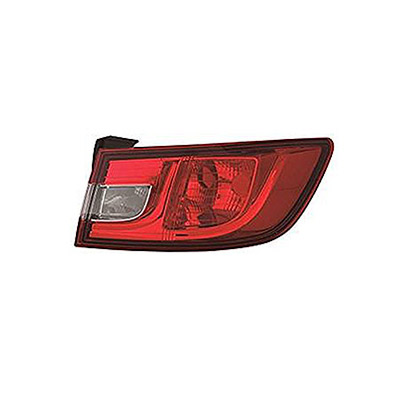 Right Outer Rear Light RENAULT CLIO Renault Clio 2016 - 0000