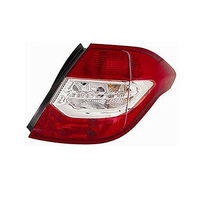 Right Exterior Rear Light CITROEN C4 Citroen C4 2010 - 2013