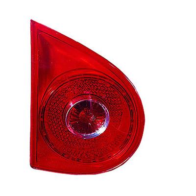 Left Inner Rear Light without Bulb Holder VOLKSWAGEN GOLF Volkswagen Golf V 2003 - 2008
