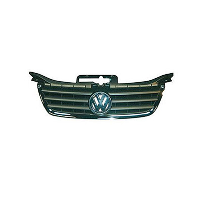 Chrome Radiator Grille VOLKSWAGEN TOURAN Volkswagen Touran 2003 - 2006