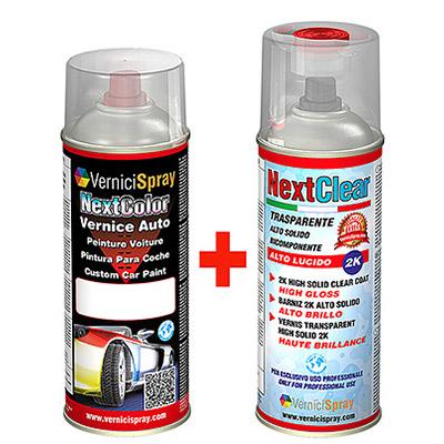 Kit Profesional para reparar Pintura Coche