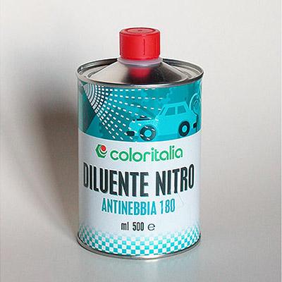 Solvente alla nitro antinebbia ml 500