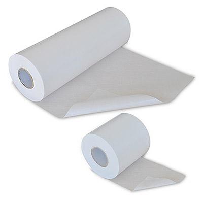 Papier de masquage blanc en polyéthylène