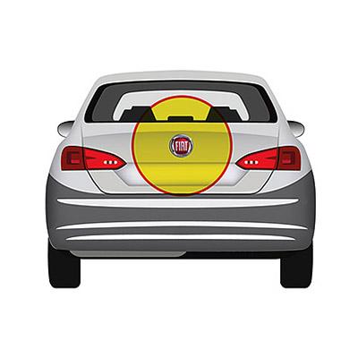 Car Emblem rear