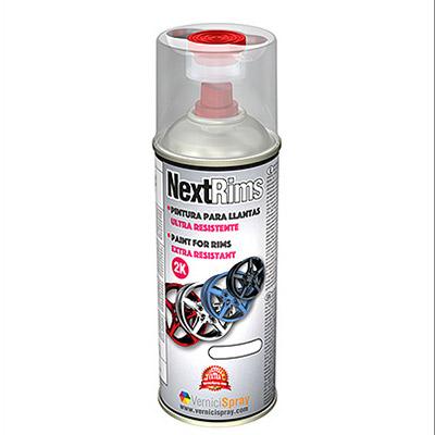 NextRims Extra Resistant 2k Spray Paint for Rims