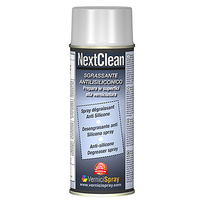 NextClean Détergent anti silicone  spray