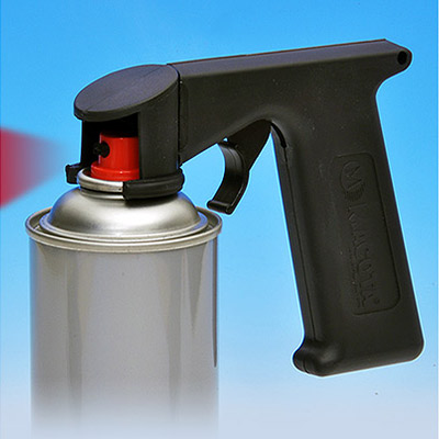 Handle for spray paints   standard