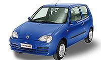 Fiat Seicento 1998 - 2000
