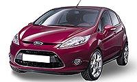 Ford Fiesta 2009 - 2012