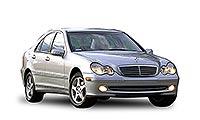 Mercedes Classe C 2000 - 2004