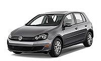 Volkswagen Golf VI 2008 - 2012