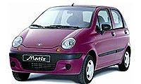 Chevrolet Matiz 2001 - 2004