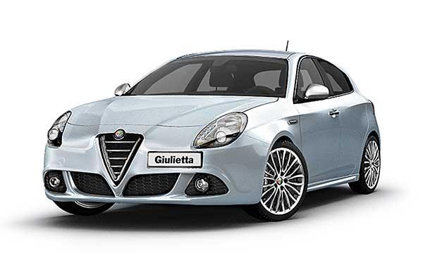 Alfa Romeo Giulietta 2010 - 2016