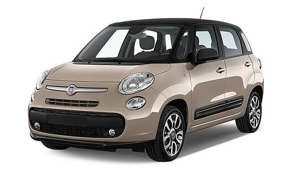 Fiat 500L 2012 - 2017