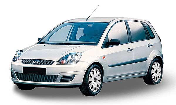 Ford Fiesta 2006 - 2008