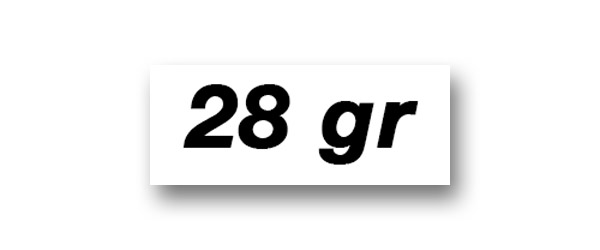 28 gr