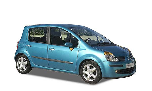 Renault Modus 2004 - 2007
