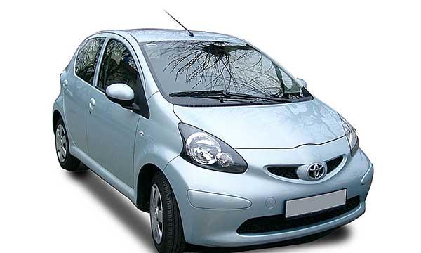 Toyota Aygo 2005 - 2008