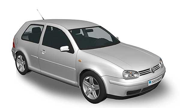 Volkswagen Golf IV 1997 - 2003