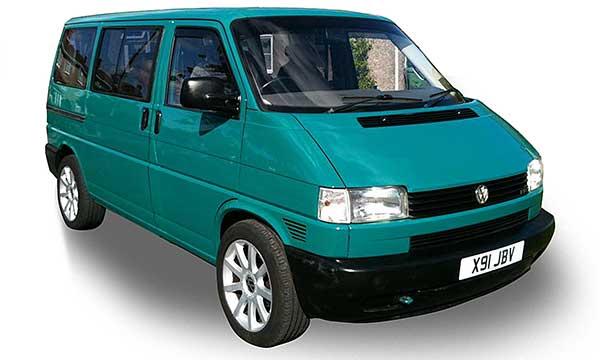 Volkswagen Transporter 1996 - 2003