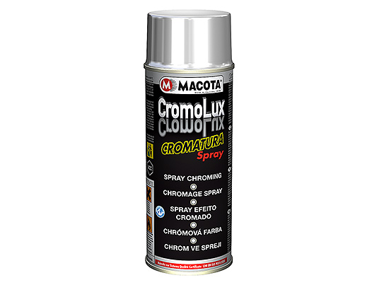 Chromage Spray RESISTANT AUX RAYURES 400 ml