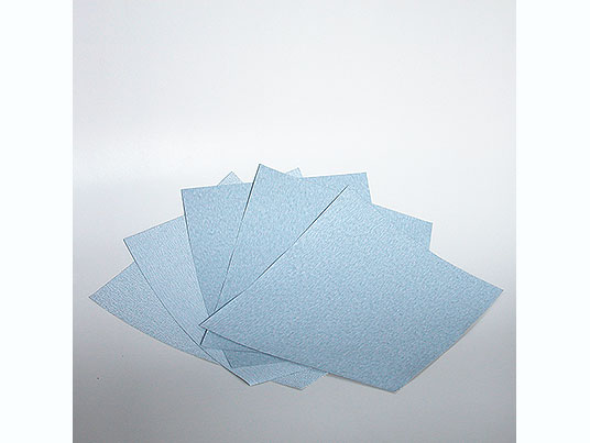 Kit 4 pcs assorted dry abrasive paper