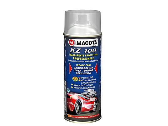 Trasparente Protettivo Spray Monocomponente per carrozzeria - Opaco