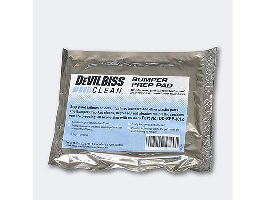 Bumper Prep Pad - Tampon pour préparation pare-chocs et parties en plastique