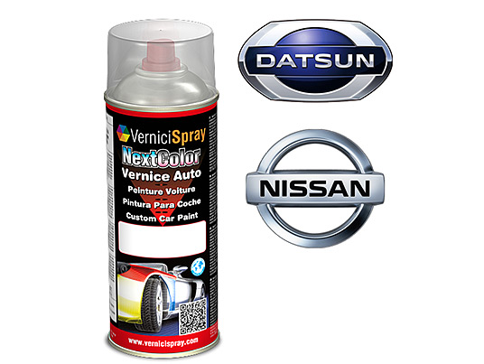 Spray Paint for car touch up DATSUN/NISSAN TIIDA