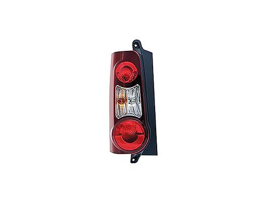 Black Left Rear Light 2 Doors PEUGEOT PARTNER