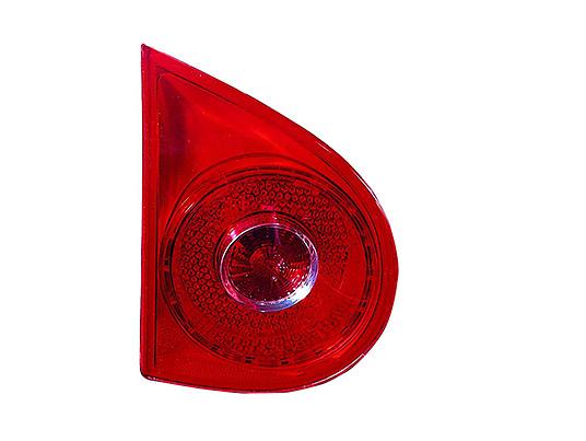 Left Inner Rear Light without Bulb Holder VOLKSWAGEN GOLF