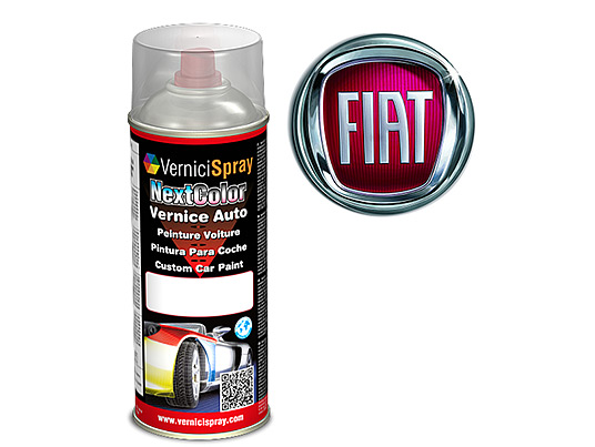 Spray Paint for car touch up FIAT PANDA
