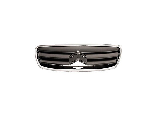 Grille open with Chrome Frame CITROEN C2