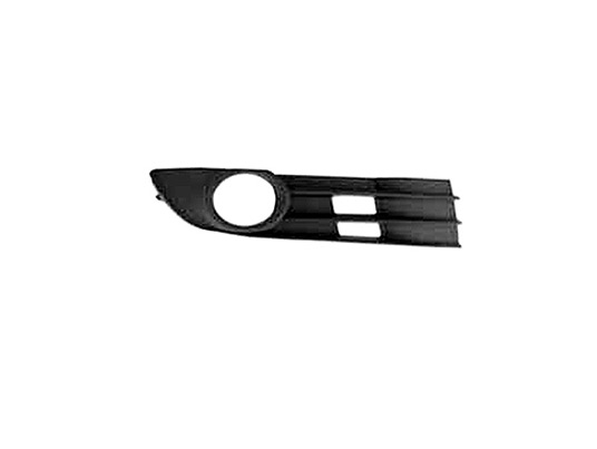 Right Grille with Fog Lamp Hole VOLKSWAGEN TOURAN