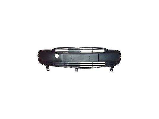 Black Front Bumper Center Grille CITROEN C1