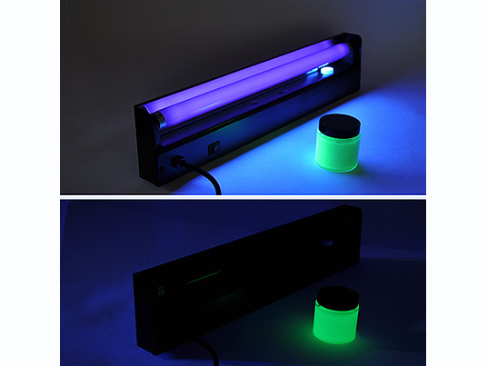 UVB Tube (Black Light) with metal socket 15 W 230 Vac