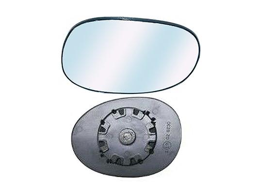 KKmoon Specchietto Retrovisore per Auto Vetro dello Specchio Retrovisore Esterno Ricambio per Citroen C2 C3I C3 Pluriel XSARA Picasso 8151GE 8151GF Destra