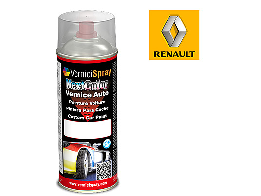 Spray Paint for car touch up RENAULT R4